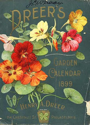 Free Vintage Flower Catalog
