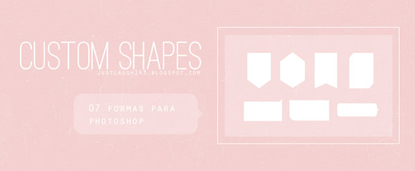 custom shapes, free shapes, photoshop shapes
