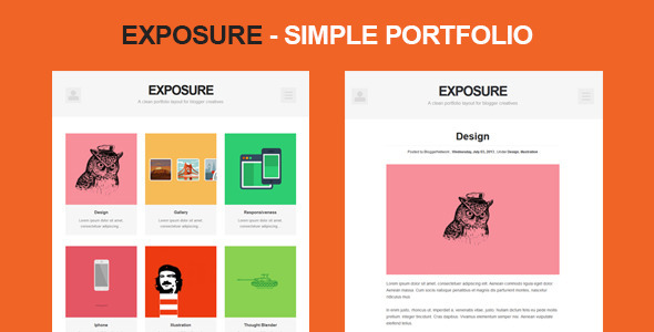 18 Modern & Polished Blogger Templates You Shouldn\'t Miss ...