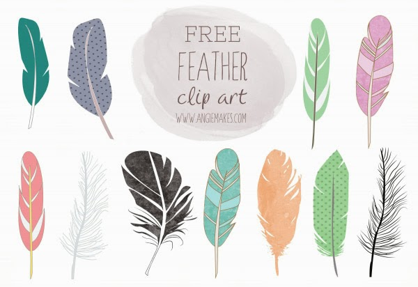 commercial use feather clip art, free feather clip art, feathers clip art, clipart, clip art images, free digital feathers