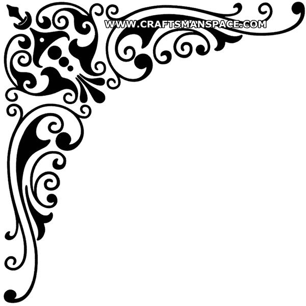 corner, corners, border, borders, damask, baroque, free, graphic design, vectors free, vectors for free, free vectors