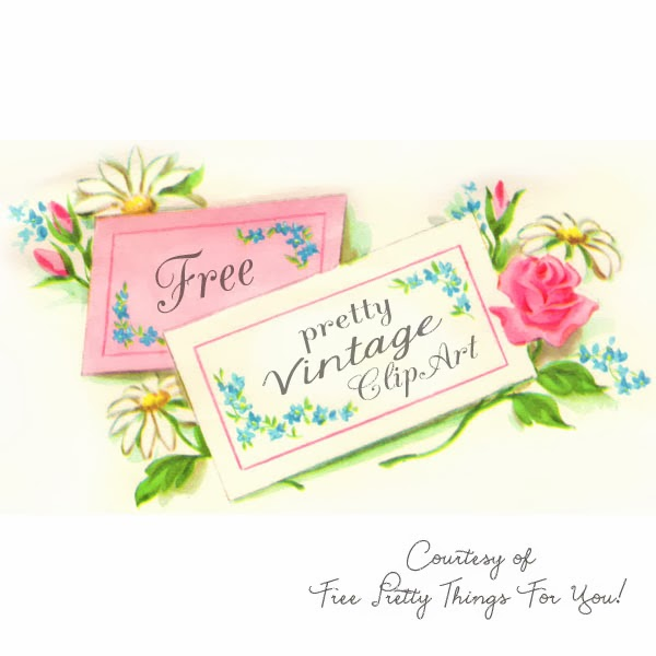 clip art, vintage, flowers, floral, card, cards,