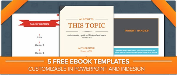 ebook, templates, free ebook templates