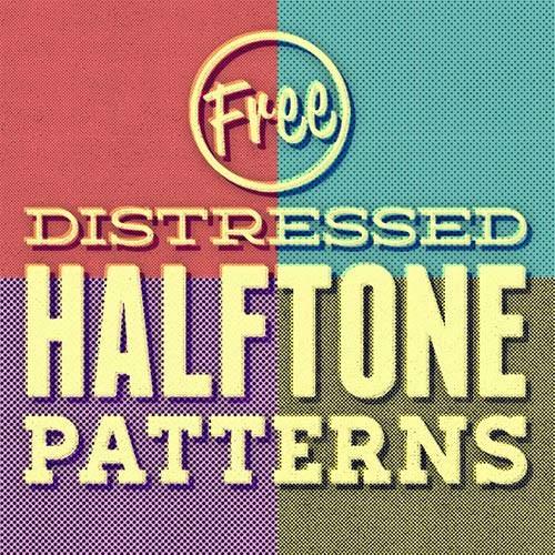 free patterns, halftone patterns, halftone backgrounds