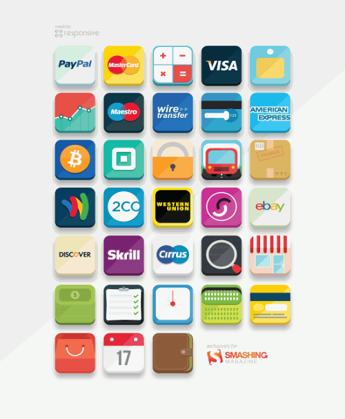 payment gateway icons, credit card icons, ecommerce icons, free