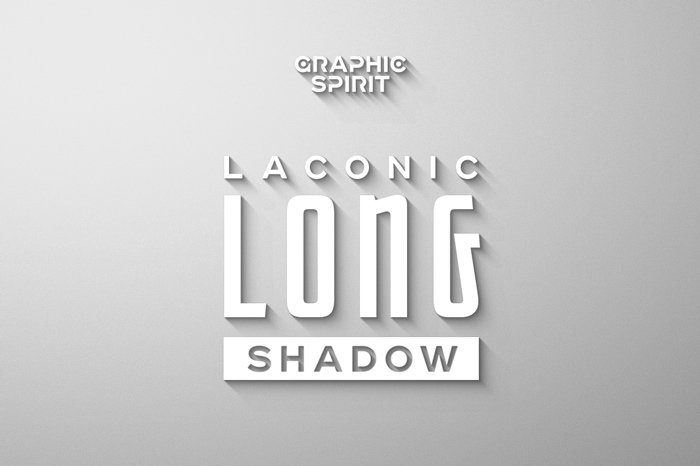 Long Shadow Generator for Photoshop