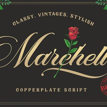 004_Marehell_Copperplate_Script_Font