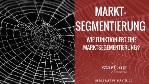 Wie funktioniert eine Marktsegmentierung?
