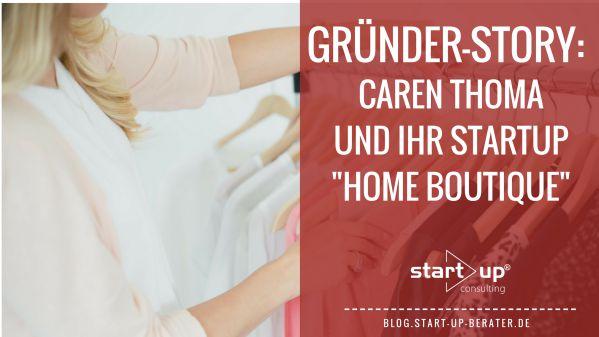 Gründer-Story: Home Boutique