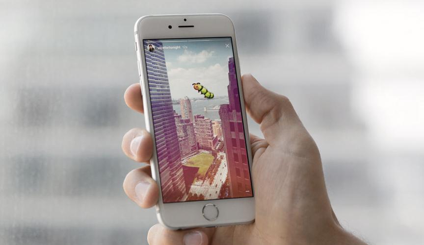 instagram stories for marketing