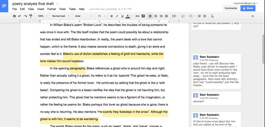 blogging tools online