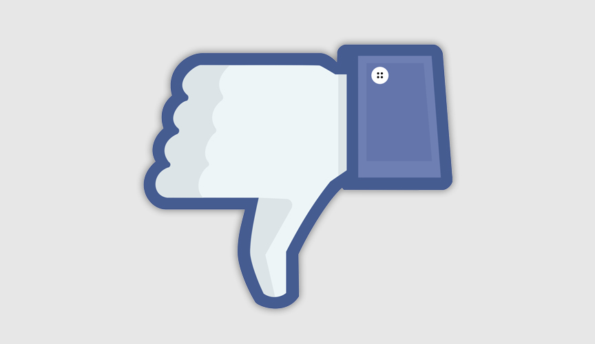 facebook bad marketing