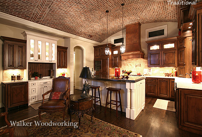 Explaining Traditional Kitchen Vs Transitional Kitchens