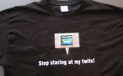 tweetshirt by steffest