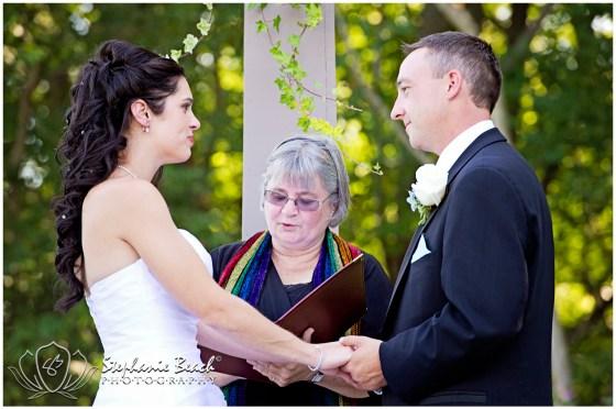 Maplehurst Manor Wedding April + Stuart