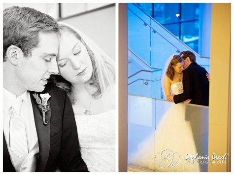 Museum of Nature Wedding Photography