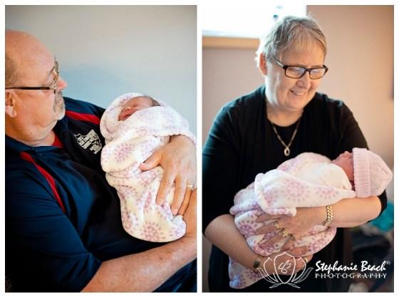Newborn Photography Stephanie Beach Photography