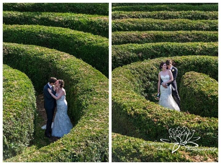 Saunders-Farm-Wedding-Stephanie-beach-Photography-Ottawa-Circle-Maze