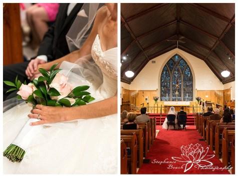 St Bartholomew Wedding Stephanie Beach Photography