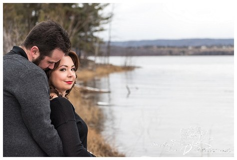 Pinhey Point Engagement Session Stephanie Beach Photography