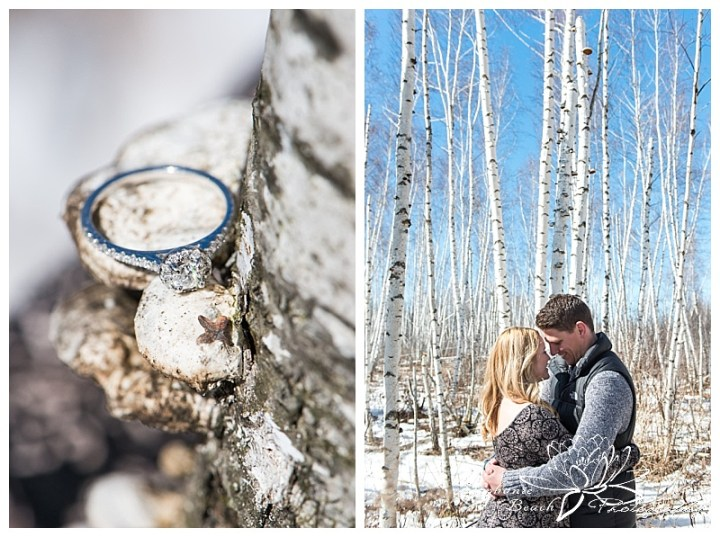 Ottawa Winter Engagement Session Stephanie Beach Photography 01