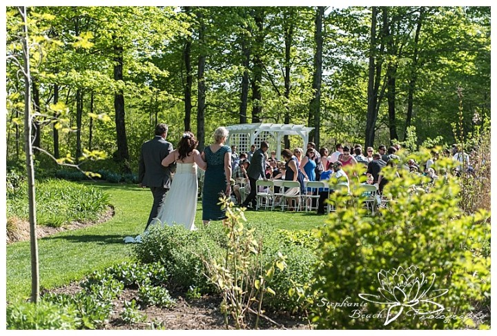 Temple's Sugar Bush Wedding Stephanie Beach Photography 12