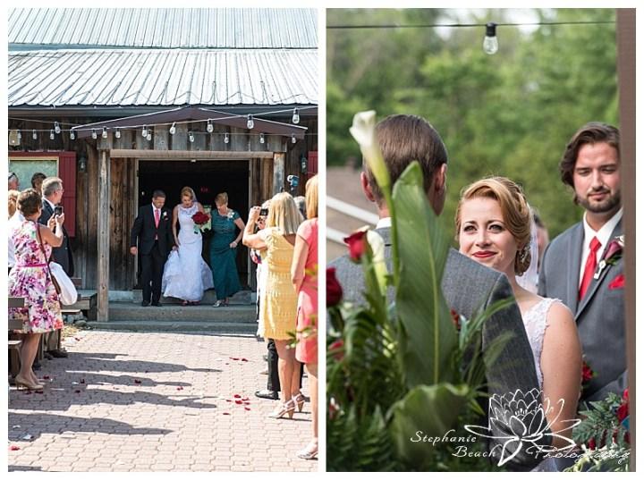 Strathmere Lodge Wedding Stephanie Beach Photography29