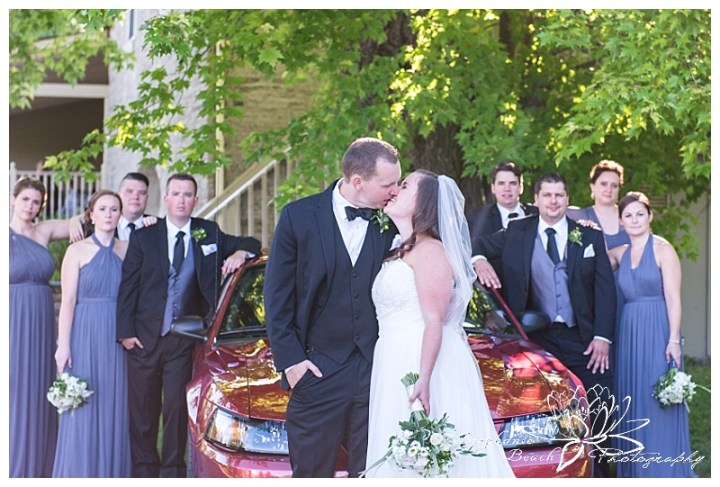 Strathmere Inn Wedding Stephanie Beach Photography L+C 24