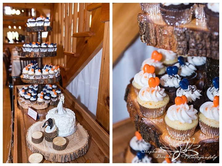 temple's-sugar-bush-fall-wedding-stephanie-beach-photography-cake-cupcakes
