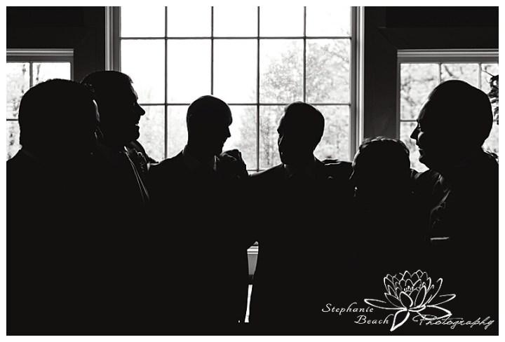 temples-sugar-bush-wedding-stephanie-beach-photography-portrait-groom-groomsmen-silhouette