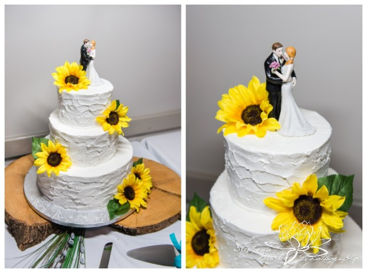 Wendover-Wedding-Photography-Stephanie-Beach-Photography-cake-topper-sunflowers