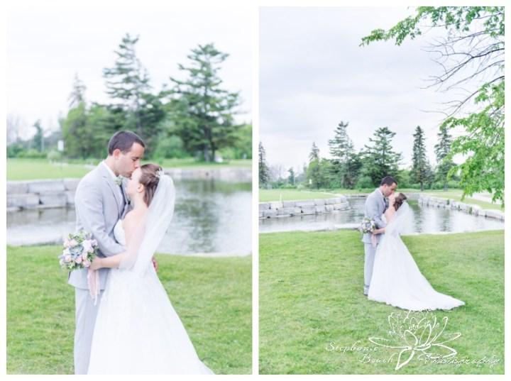 Gatineau-Golf-Club-Wedding-Stephanie-Beach-Photography-bride-groom-portrait-veil