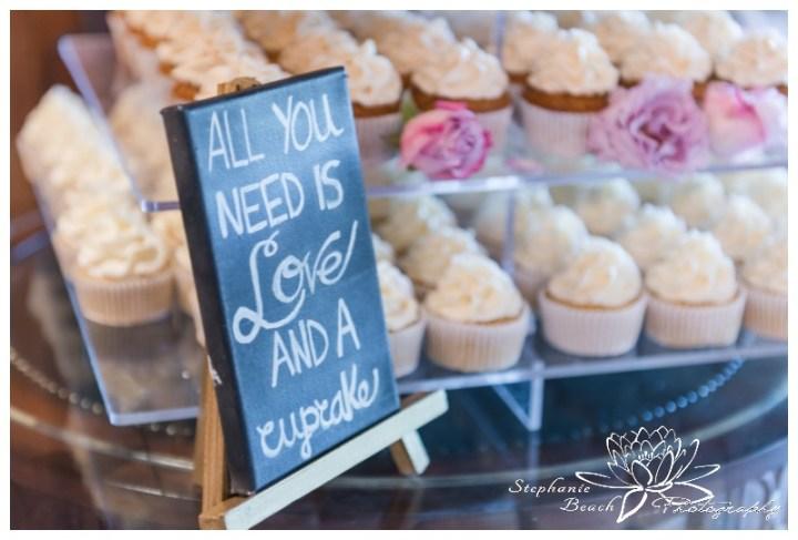 Strathmere-Lodge-Wedding-Stephanie-Beach-Photography-cupcake-sweet-clementines