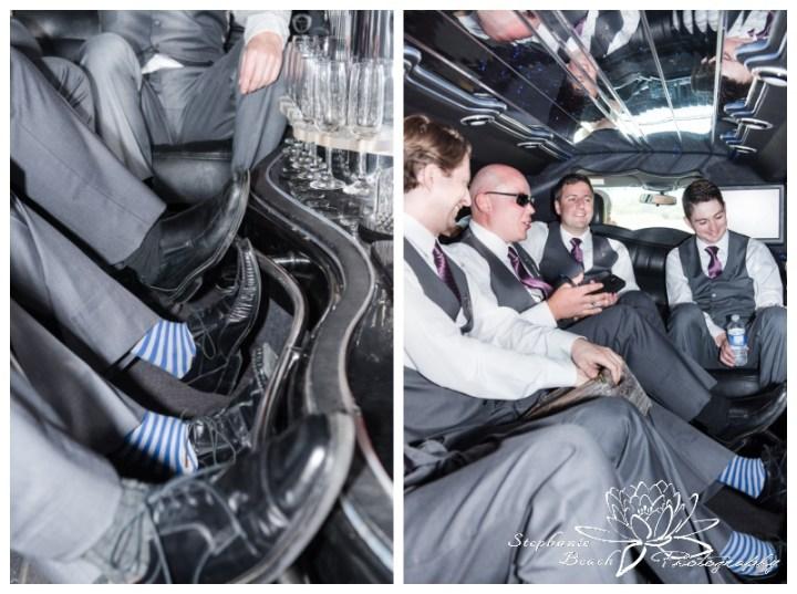 Evermore-Wedding-Ottawa-Stephanie-Beach-Photography-groom-groomsmen-limo