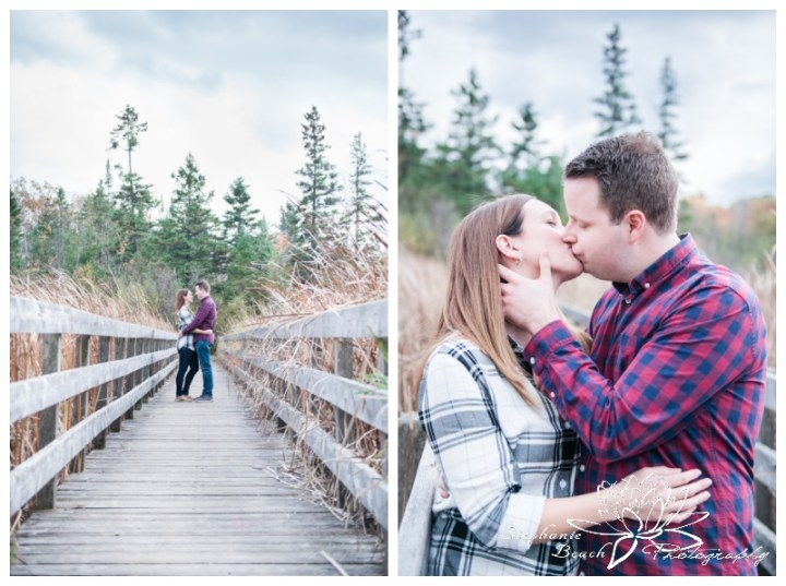 Jack Pine Trail Engagement Session Stephanie Beach Photography 01