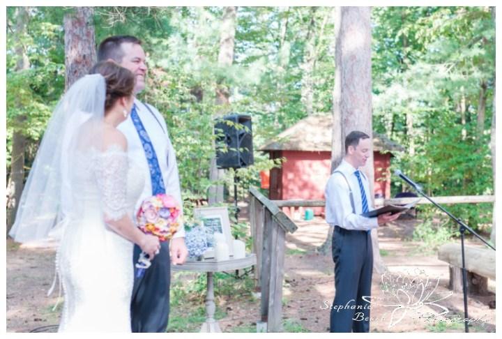 Red Pine Camp Golden Lake Wedding Stephanie Beach Photography 03