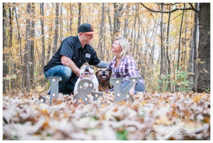 Anniversary-Portrait-Session-Sheila-McKee-Park-Stephanie-Beach-Photography-rhodesian-ridgeback-dogs-bulldog