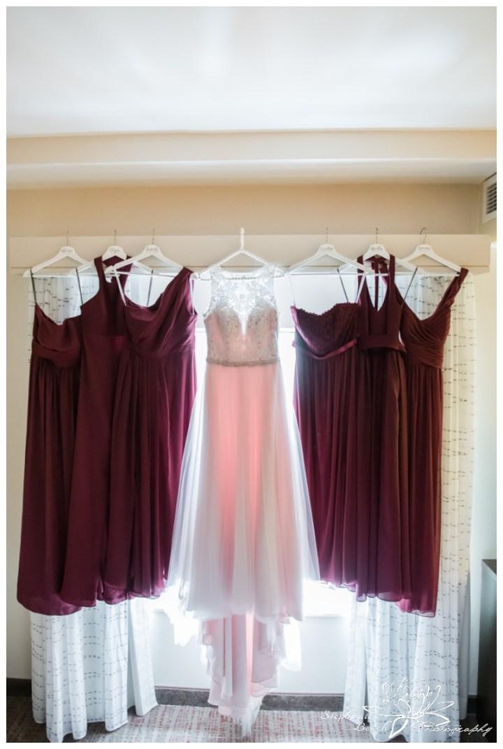 Strathmere-Lodge-Wedding-Stephanie-Beach-Photography-prep-bride-bridesmaids-dress