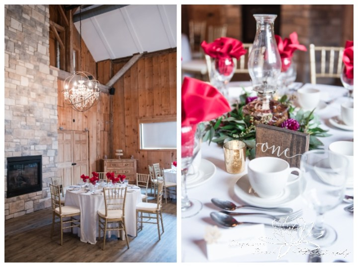 Strathmere-Lodge-Wedding-Stephanie-Beach-Photography-reception-decor-centrepiece-fireplace-chandelier
