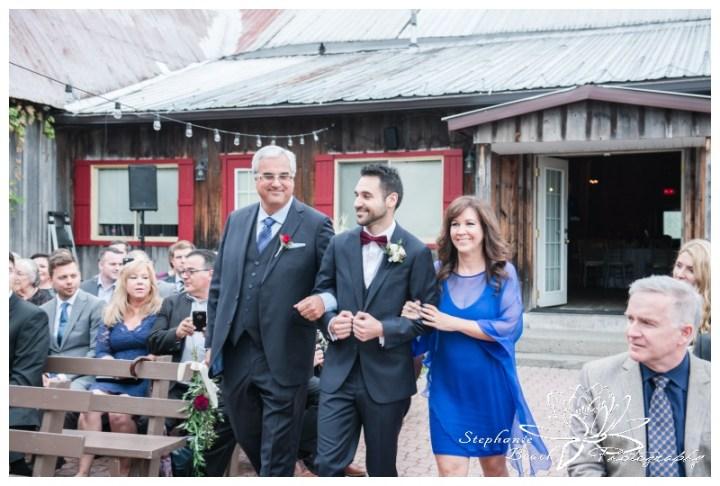 Strathmere Lodge Wedding Stephanie Beach Photography 27