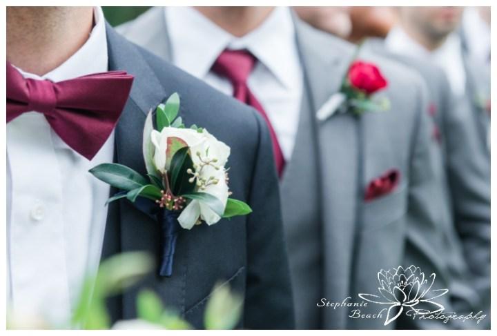 Strathmere-Lodge-Wedding-Stephanie-Beach-Photography-groom-boutonniere