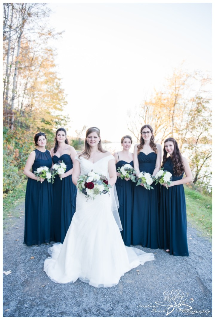 Ottawa-Fall-Wedding-Stephanie-Beach-Photography-bride-portrait-bouquet-rebel-petal-bridesmaids