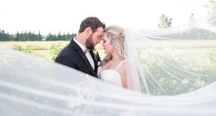 Century Events Wedding: Kaitlin + Andrew