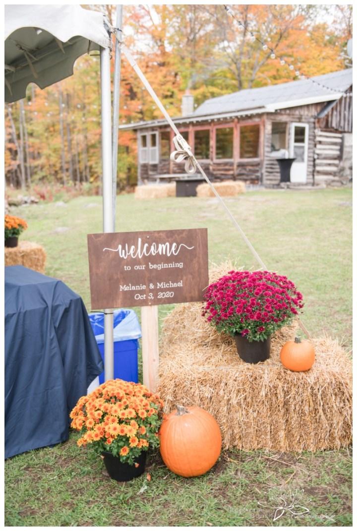 Ottawa-Fall-Backyard-Wedding-Stephanie-Beach-Photography-string-light-edison-bulb-tent-reception