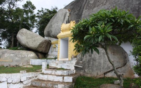 Trek to Swamimalai - Yelagiri