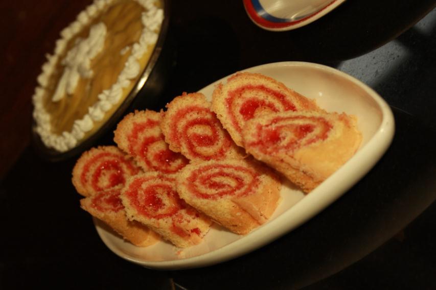 Swiss Roll Dessert Recipe