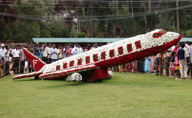 Ooty Summer Festival 2013 Images