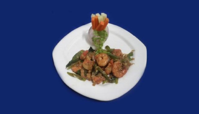 prawns chilli fry recipe