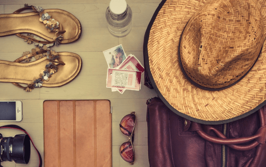 7 Tips for Staying Healthy While Travelling