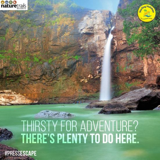Dabhosa Waterfall Resort – Jawhar